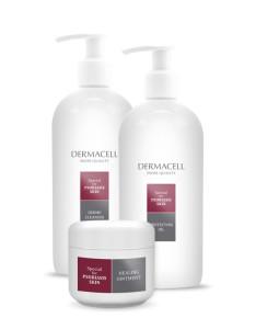 Dermacell Psoriasis Pflege-Set